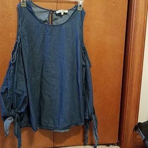 Wishful Park extra large blouse